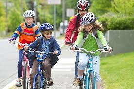 pixabay - Kinder fahren Fahrrad
