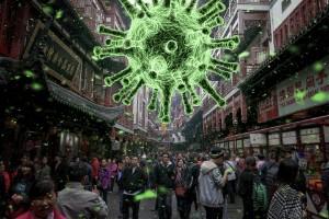 Viren unterwegs (Pixabay Bild coronavirus-4810201)