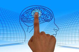 """Symbolbild """"Gehirn einschalten"""""""